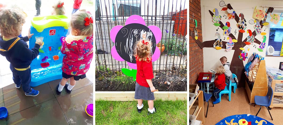Moulton Pre-School: Sessions and Fees